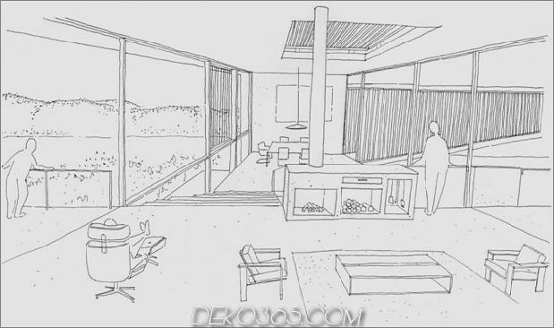 Hillside House mit 2 Betonvolumen, 2. Eingang, Brücke_5c59ad0a2a9c4.jpg