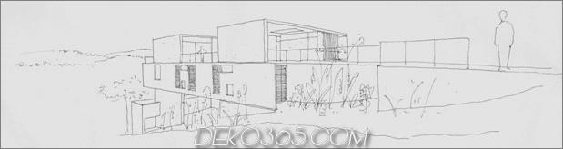 Hillside House mit 2 Betonvolumen, 2. Eingang, Brücke_5c59ad0b5107b.jpg