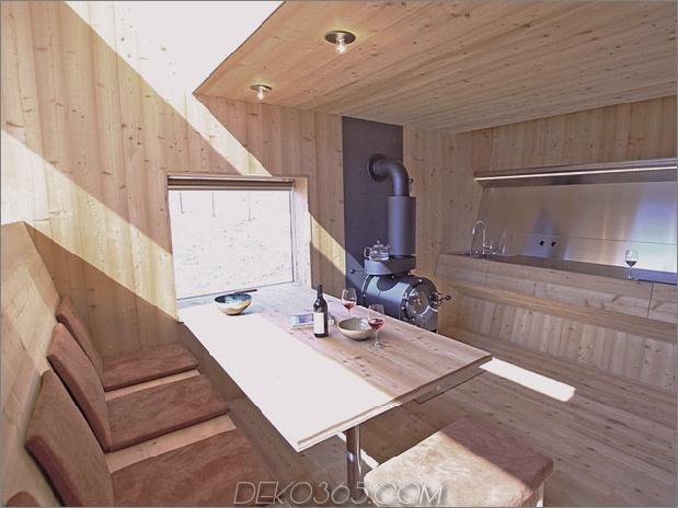 Holz-Schuppen-Österreich-Berghaus-Haus mit geneigten Wänden-7.jpg