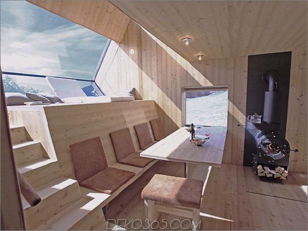 Holz-Schuppen-Österreich-Berghaus-Haus mit geneigten Wänden-8.jpg
