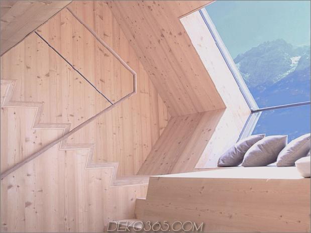 Holz-Schuppen-Österreich-Berghaus-Haus mit geneigten Wänden-11.jpg