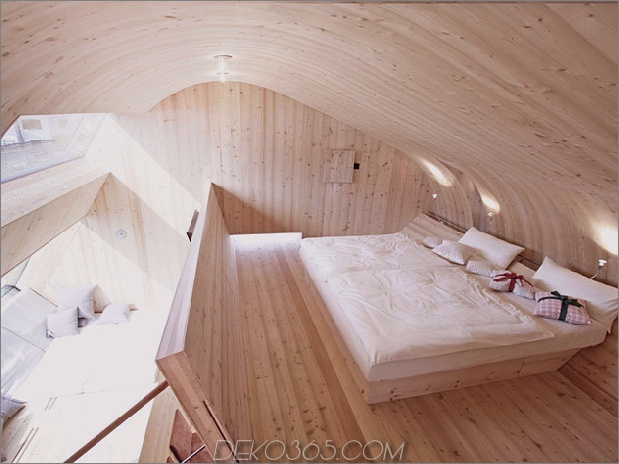 Holzschuppen-Österreich-Berghaus-Haus mit geneigten Wänden 14.jpg