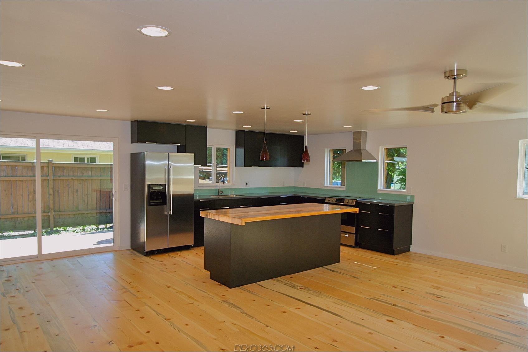 Kiefernbodenbelag Holzfußboden-Designs, die aktuell im Trend sind