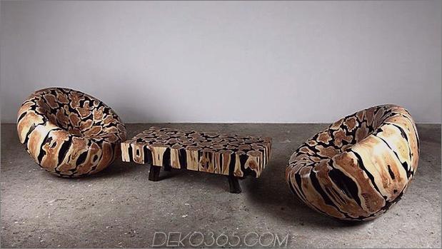 1 holzkugel sammlung lee jaehyo thumb 630xauto 58948 Holzkugel-Möbelserie von Lee JaeHyo