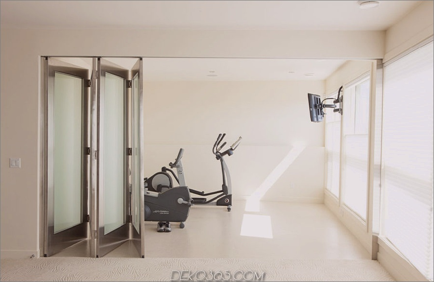 Mini-Fitnessstudio
