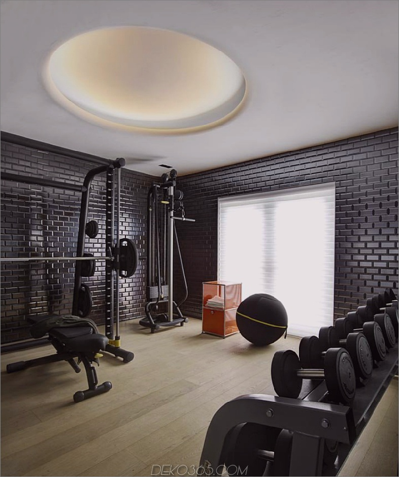 Cooles Fitnessstudio in Miami