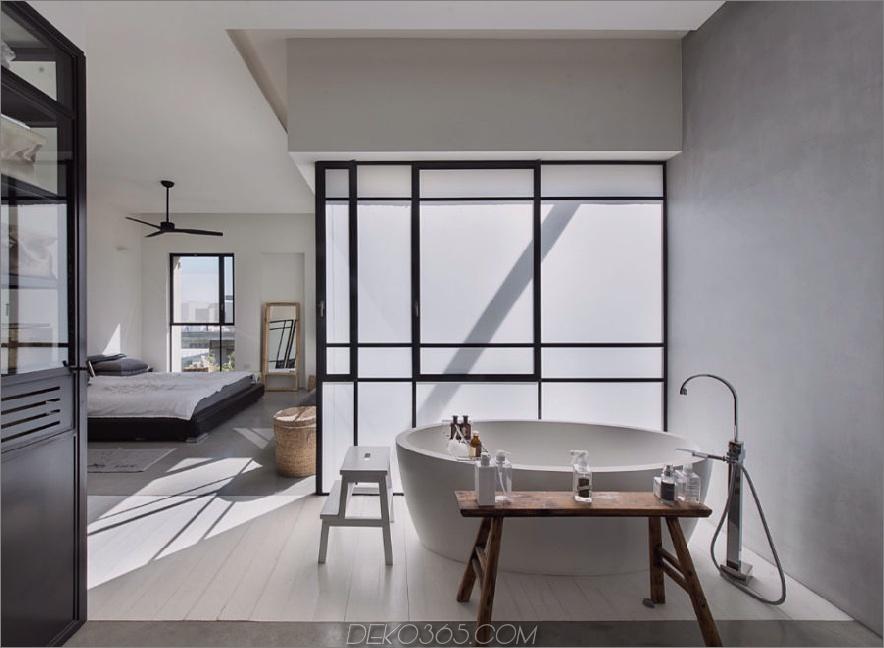 Haus in Tel Aviv von Neuman Hayner Architects