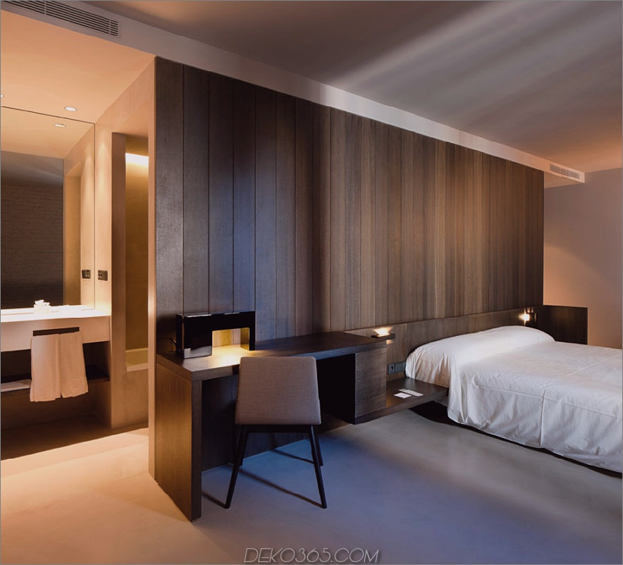 Caro Hotel, Spanien
