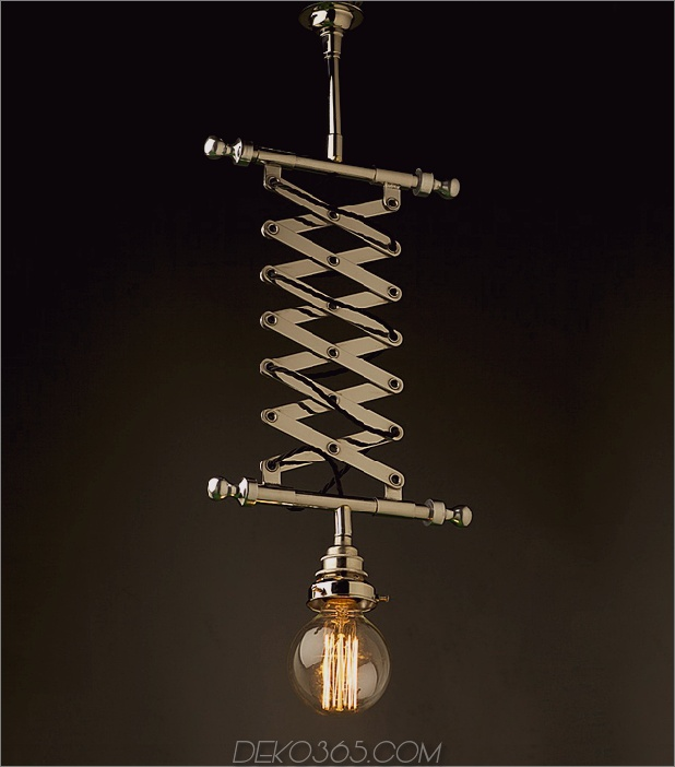 edison light ideas edison light globen steampunk 3 thumb autox715 56751 Edison Bulb Light Ideen: 22 Floor, Pendant, Table Lamps