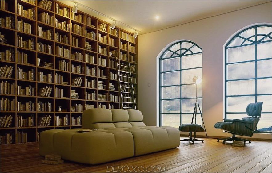 Moderne Heimatbibliothek