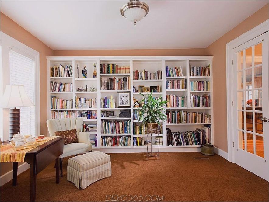 Home-Bibliothek-Design für Kinder