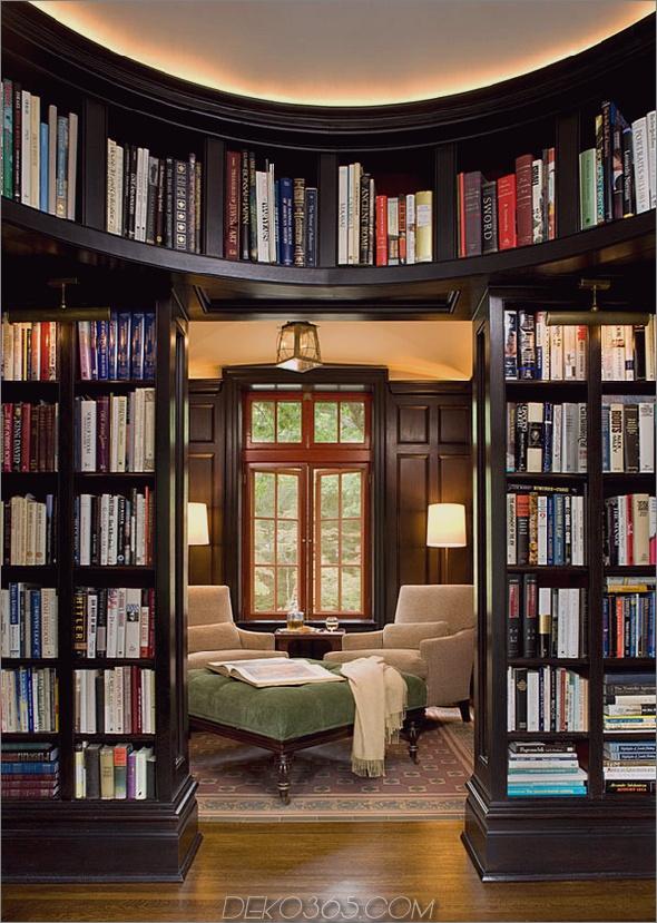 Home-Bibliothek-Designidee