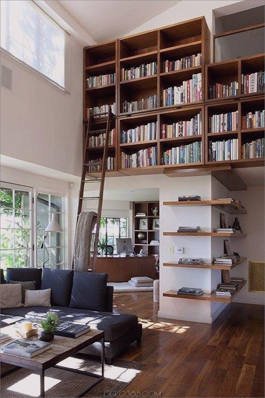 Home Library Einzigartiges Design