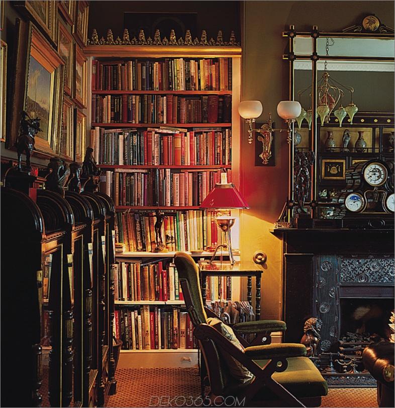 Vintage vielseitige Hauptbibliothek