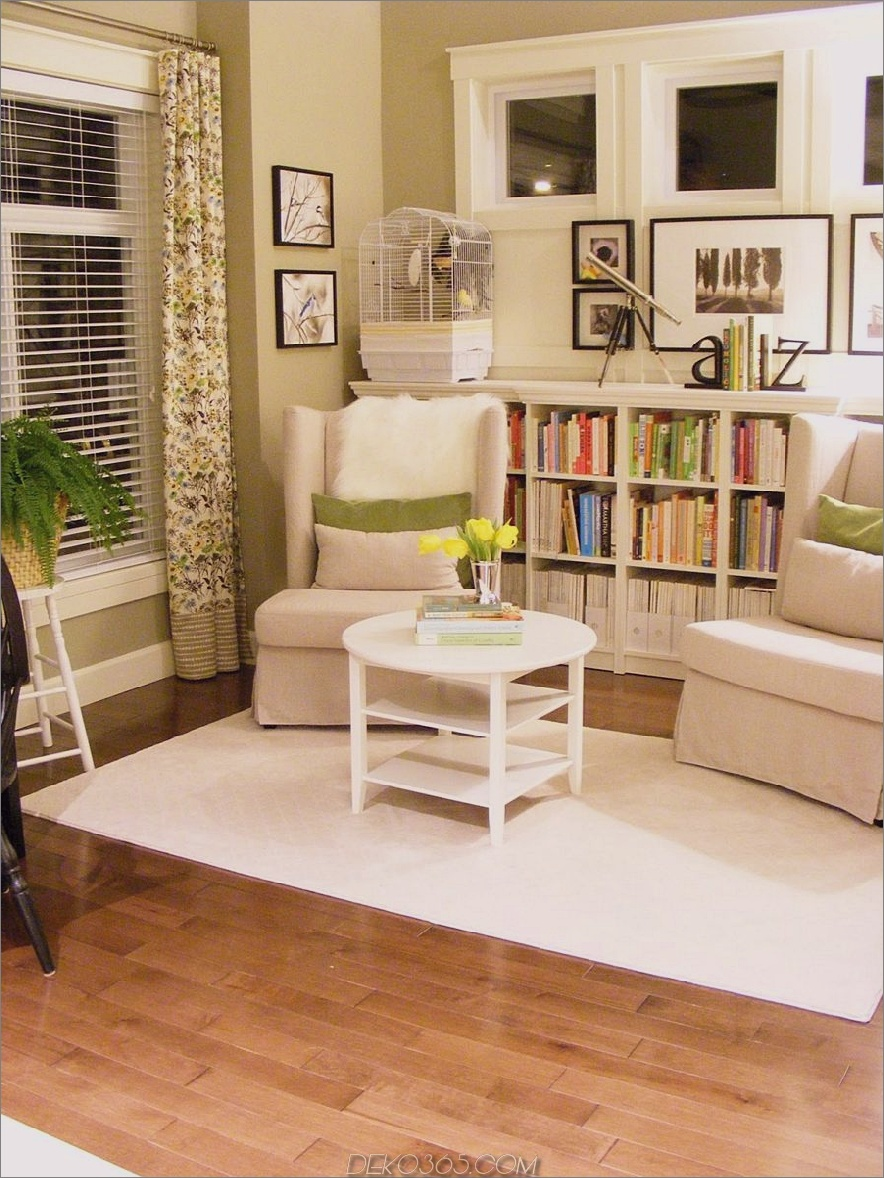 Small-Home-Library-Design-Ideen