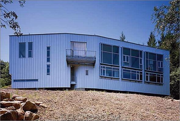 hauer-Residenz 1 Inspiriertes vorgefertigtes Custom-Home-Design für einen hauer in Santa Rosa, Kalifornien