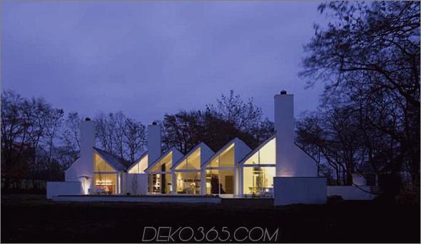 Origami-Haus 1 Irish Country House-Origami-Design in Nordirland