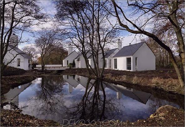 Origami-Haus 9 Irish Country House-Origami-Design in Nordirland