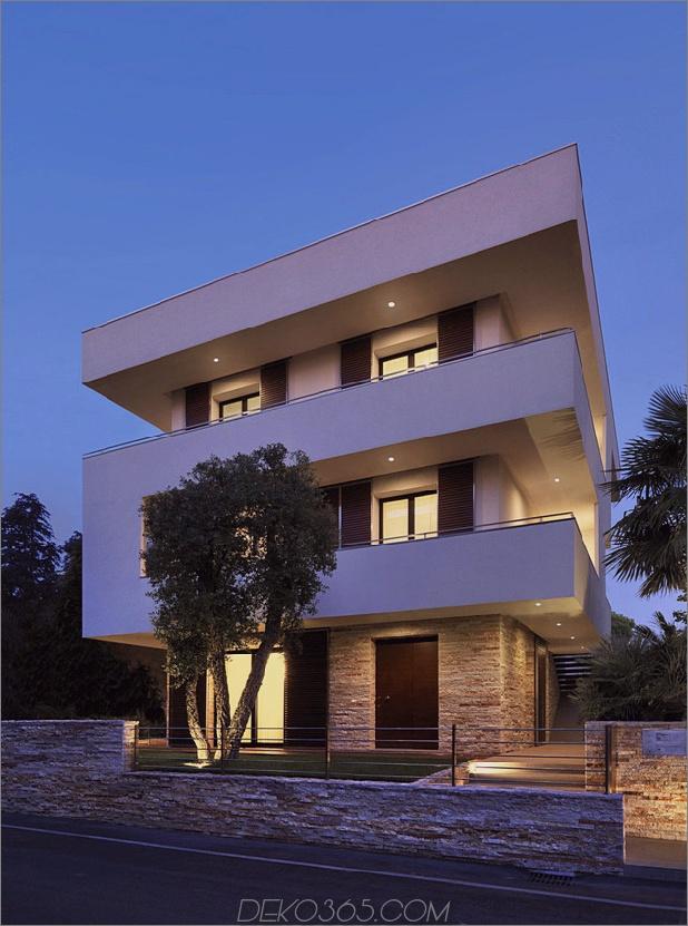 italienisches Labyrinthhaus mit geometrischer Außenschiebewand 2 thumb 630x846 11279 Italienisches Labyrinthhaus mit geometrischer Außenseite, Schiebewand