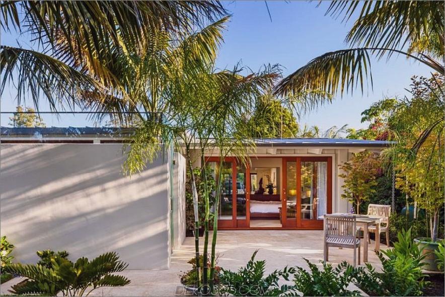 Neumann Mendro Andrulaitis Architekten Butterfly Beach Villa Patio