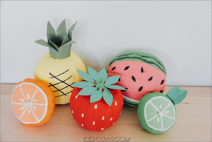 Kürbisfrucht
