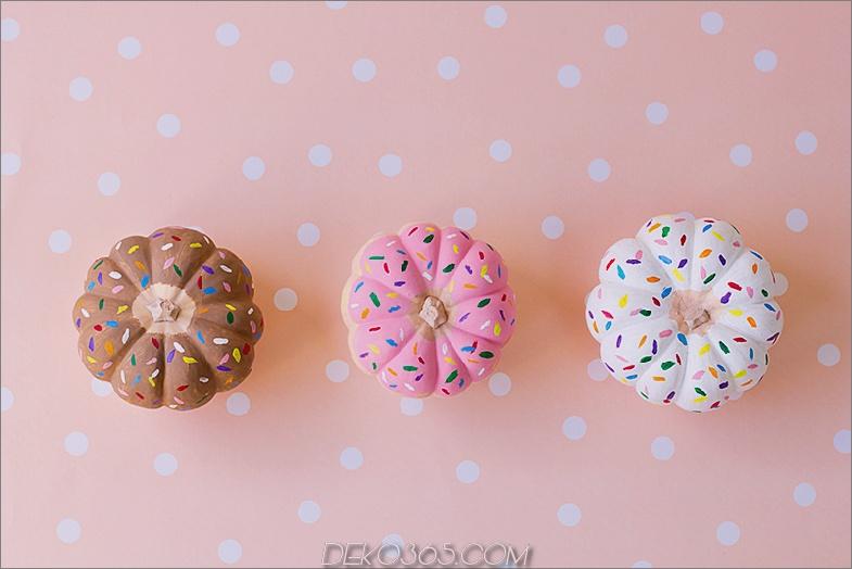 Donut-Kürbisse