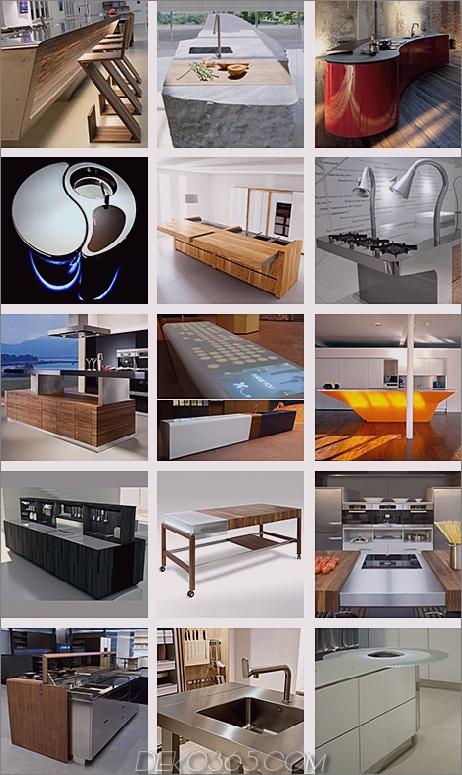 kücheninseln 2009 Kitchen Islands & Kitchen Island Designs / Ideen / er 15 das ungewöhnlichste!