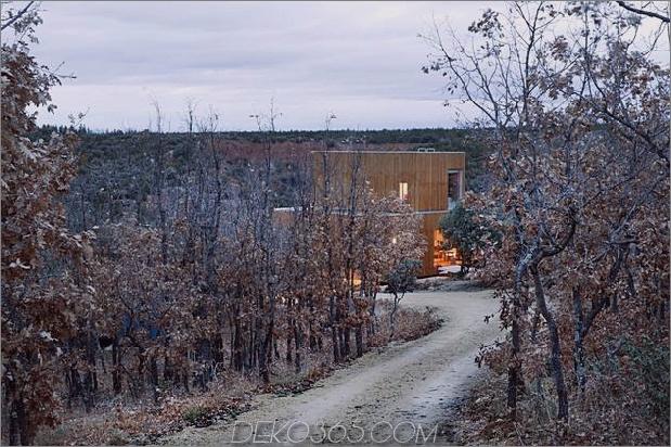 kleine Waldhütte gebaut gebaut Umweltstandards 1 site thumb 630xauto 33676 Kleine Waldhütte Entwickelt und gebaut mit Umweltstandards