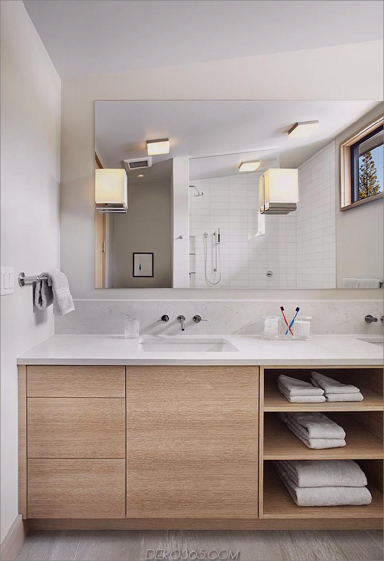 Platz sparen Kleine Badezimmerdekor-Optionen