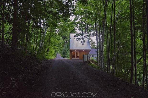kleines Studio für hauerei am Seeufer 2 thumb 630xauto 50910 Kleines Studio-House-Design mit doppeltem Dach