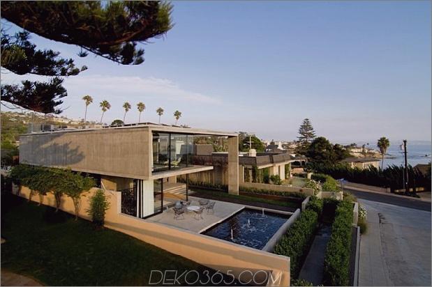 beton wohnarchitektur entworfen geräumig 2 pool% 20jets thumb 630x419 17365 Beton Wohnarchitektur entworfen, um sich geräumig zu fühlen