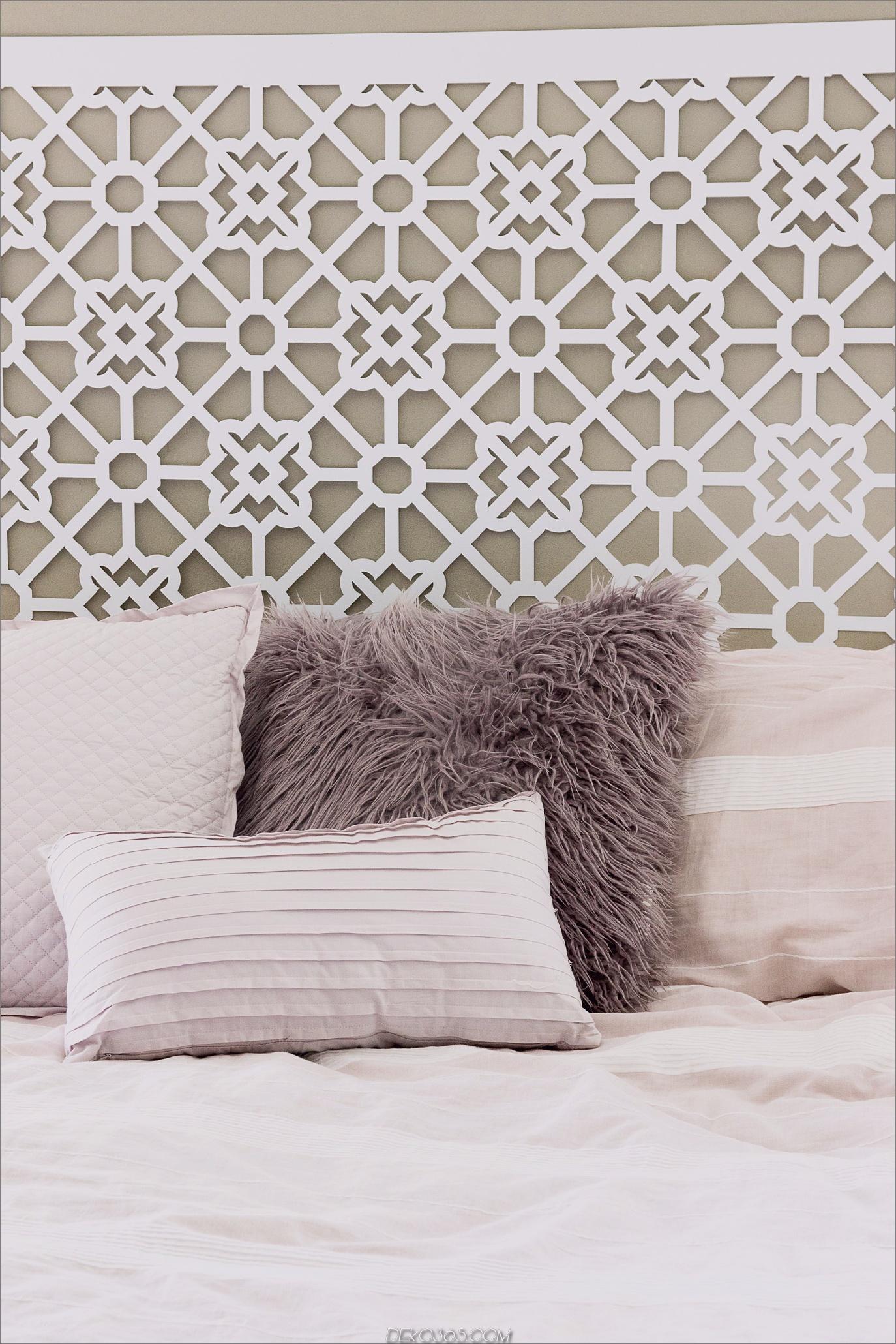 Wenn sich aus irgendeinem Grund ein Raum unvollständig anfühlt, fehlen dem Muster möglicherweise Anhaltspunkte.