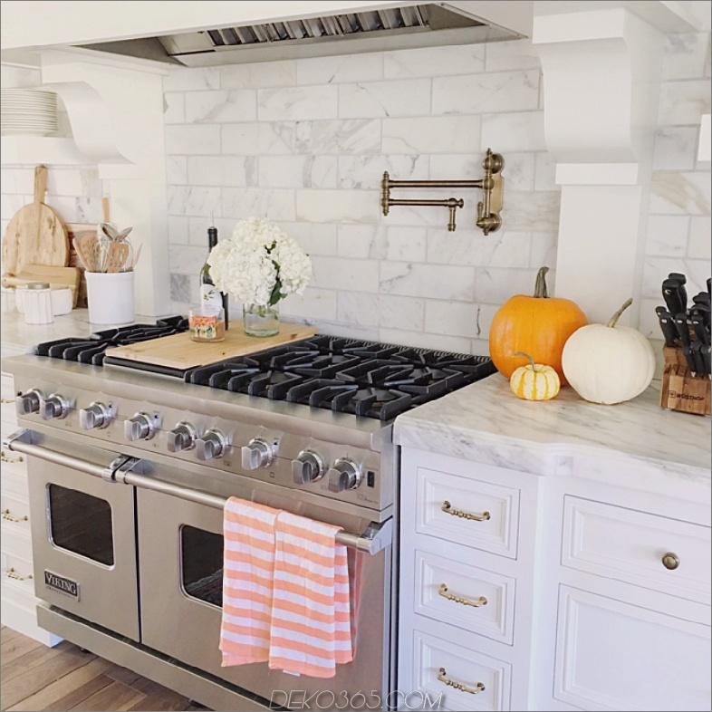 Küche fallen Dekor Ideen