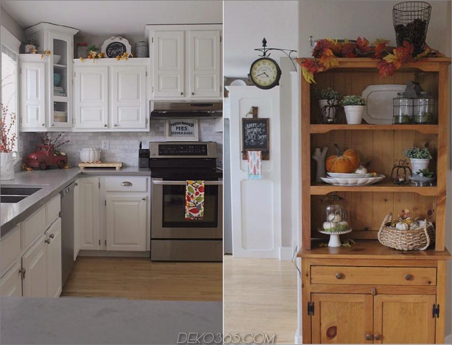 Akzente für einen Küchenschrank setzen