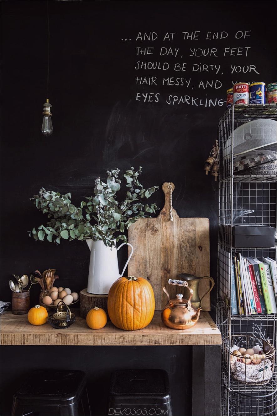 Küche fallen Dekor
