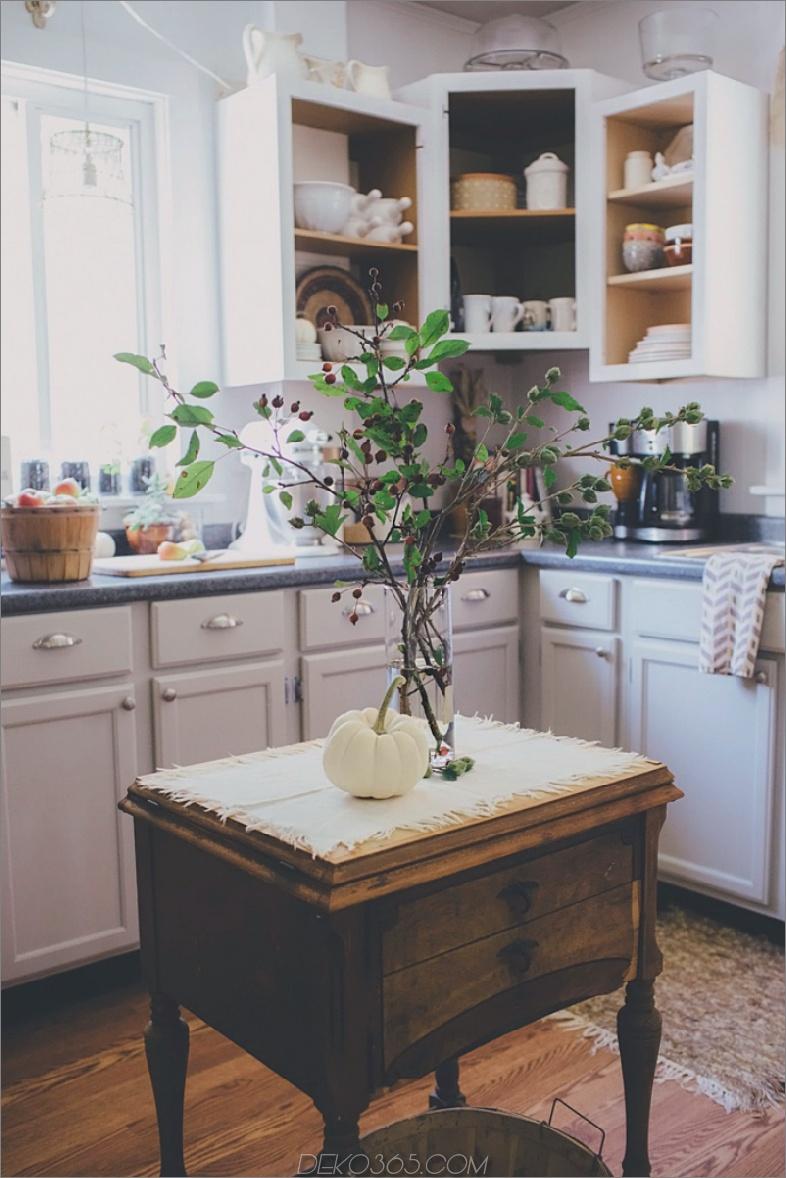 Kücheninsel fallen Dekor