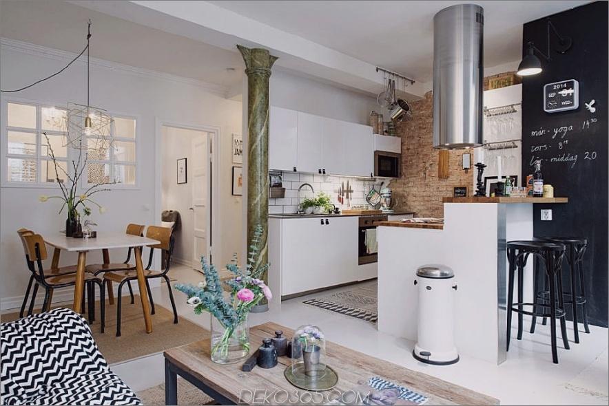 Kleine Küche Halbinsel Frühstücksbar