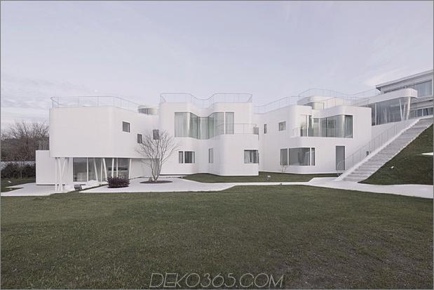 kurvenreiche glänzende weiße Hauszusatz in Spanien 1 Daumen 630x420 27838 Curvacious glänzende weiße Heimat