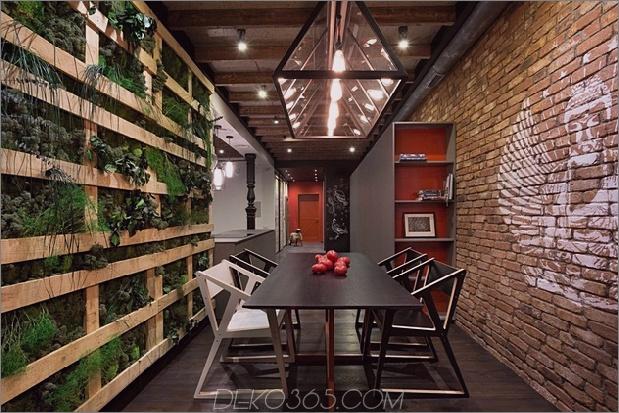 1 Loft im Warehouse-Stil mit innovativen Designdetails% 20 thumb 630xauto 58874 Loft im Warehouse-Stil mit atemberaubendem visuellem Charme