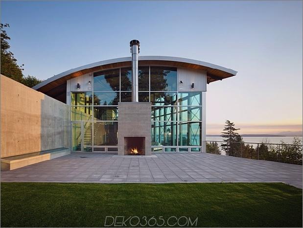 west seattle residenz lawrence architects 2 thumb 630xauto 64297 Lawrence Architects kombiniert Stahl, Glas und Beton, um moderne Wohnzauber zu schaffen