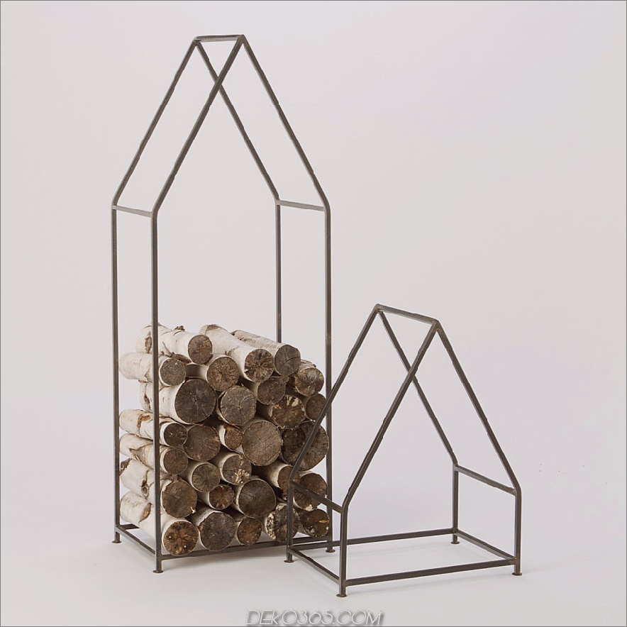 Iron Cabin Log Halter