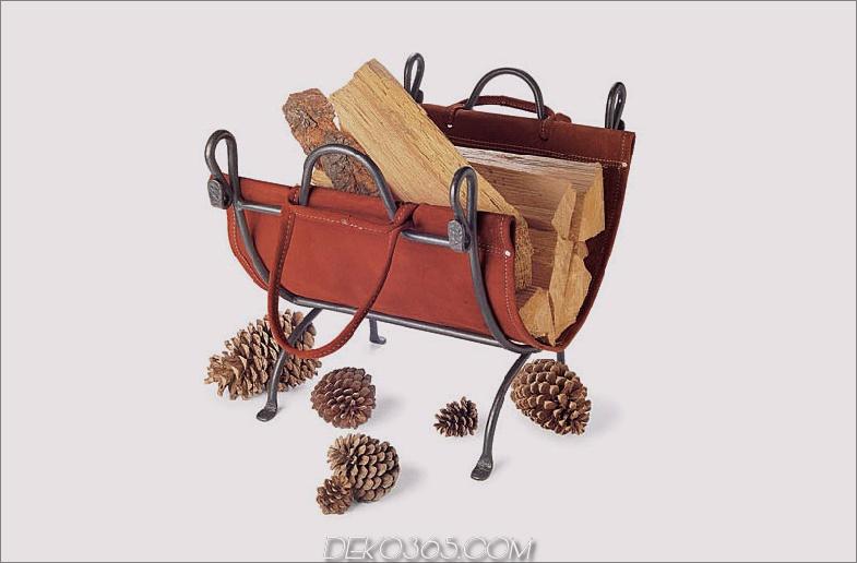 Faltbarer Holzträger von Pilgrim Hearth