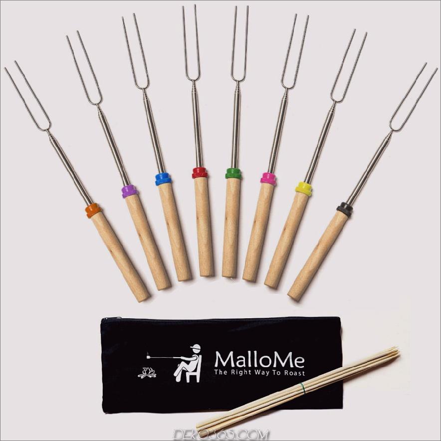 MalloMe Marshmallow-Röststäbchen
