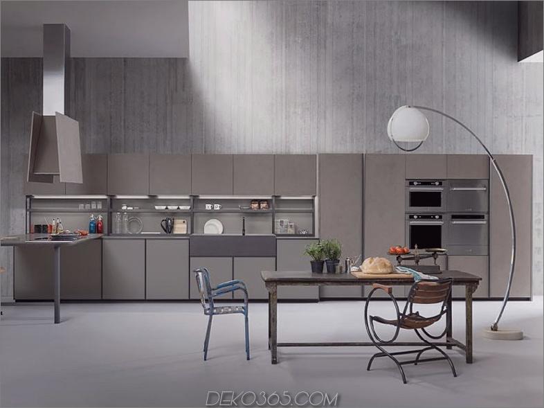 XP 01 Zampieri Cucine Linear Einbauküche von Zampieri ist Stil personifiziert