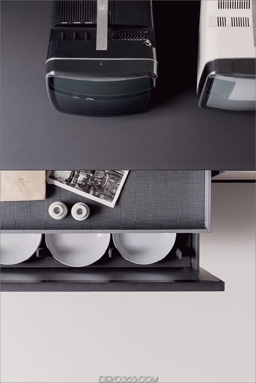 Linear ausgestattete Küche von Zampieri ist stilisiert_5c58b722acc9b.jpg