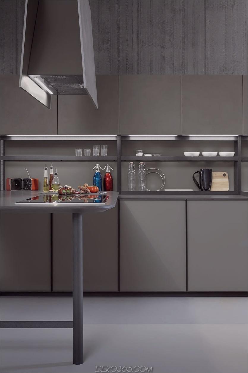 Linear ausgestattete Küche von Zampieri ist stilisiert_5c58b72484f5f.jpg
