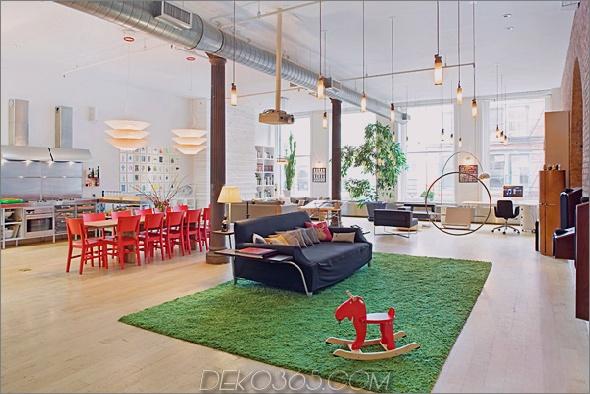 Fabelhafte Soho Loft-Umbau 2 Loft-Umbau-Designs: Fabelhafte Arbeit von The Apartment