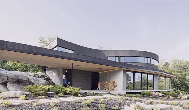 Low-Impact-House-Design alain carle 1 thumb 630xauto 60281 Low-Impact-Haus-Design bietet gesundes Wohnen