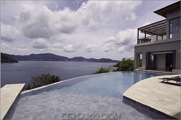 Phuket Villa 3 Luxuriöses Malibu-Stil-Strandhaus in Phuket, Thailand