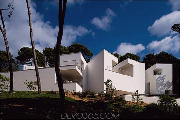 mallorca house 1 Luxuriöses Sommerhaus mit mediterranem Design bietet herrliche Ausblicke vom Pool auf dem Dach!